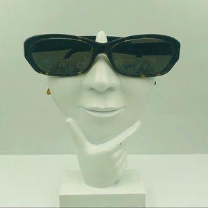 Guess GU6312 Brown Oval Sunglasses Frames